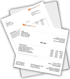Electronic Invoicing Solutions Free Invoice Software  Simple  Easy Invoicing Online  Invcom Email Receipt Gmail Excel with Free Invoice Template Pdf Pdf Pdf Invoices Email An Invoice Excel