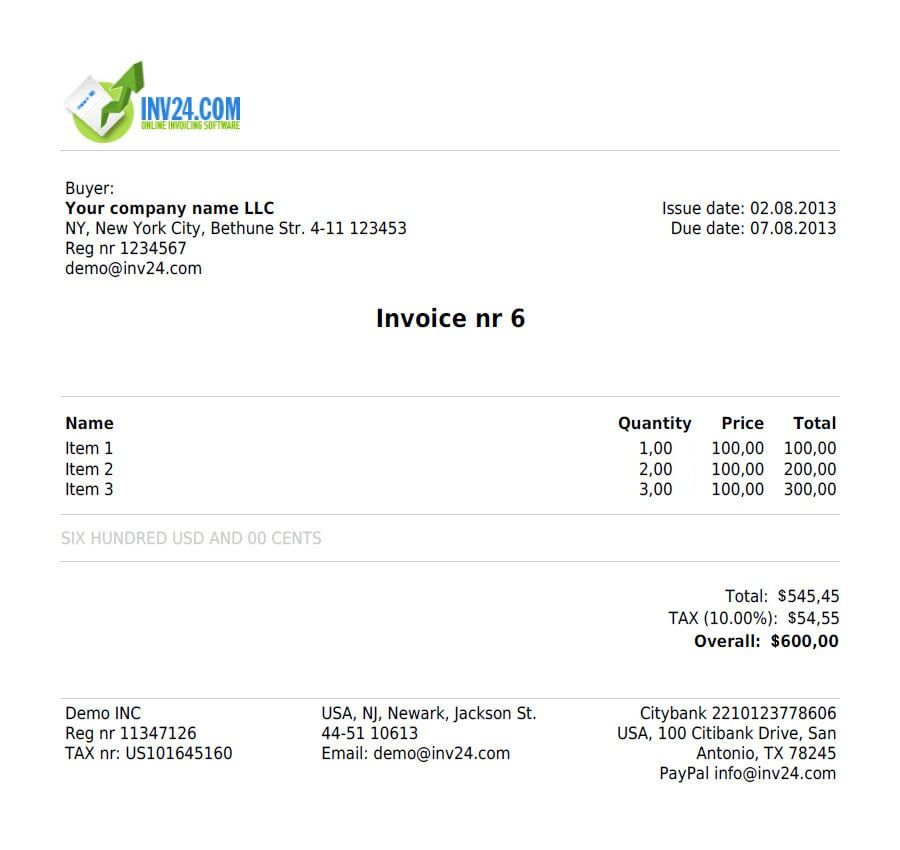 Receipt Of Invoice Excel Pdf Invoice Example  Invcom Winners Return Policy No Receipt Pdf with Show Me The Receipts Gif Excel Pdf Invoice Example  Html Invoice Example Best Free Invoice Software For Small Business Excel